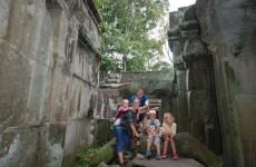 """Weekendtripje""!! naar Siem Reap, Cambodja"